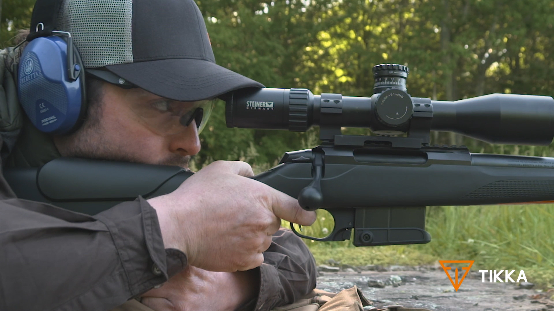 T3x Compact Tactical Rifle